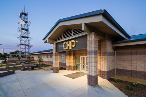 CHP Area Office: Stills & Video