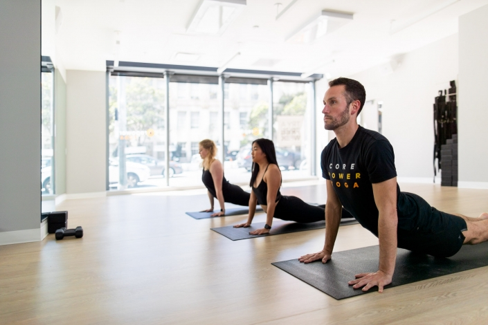 MBH Architects & CorePower Yoga: Architectural & Commercial Lifestyle Photography