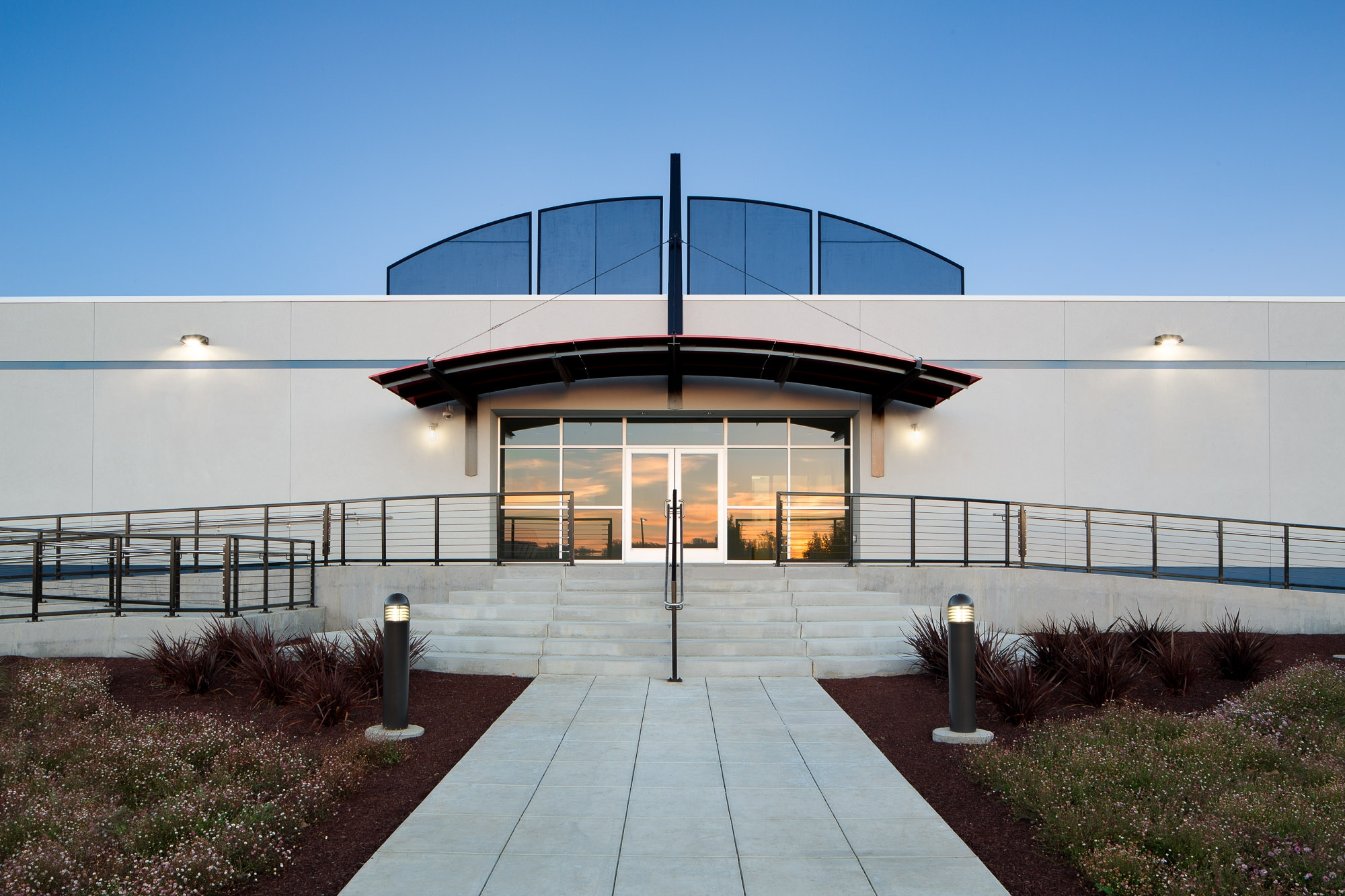 Commercial architectural photography