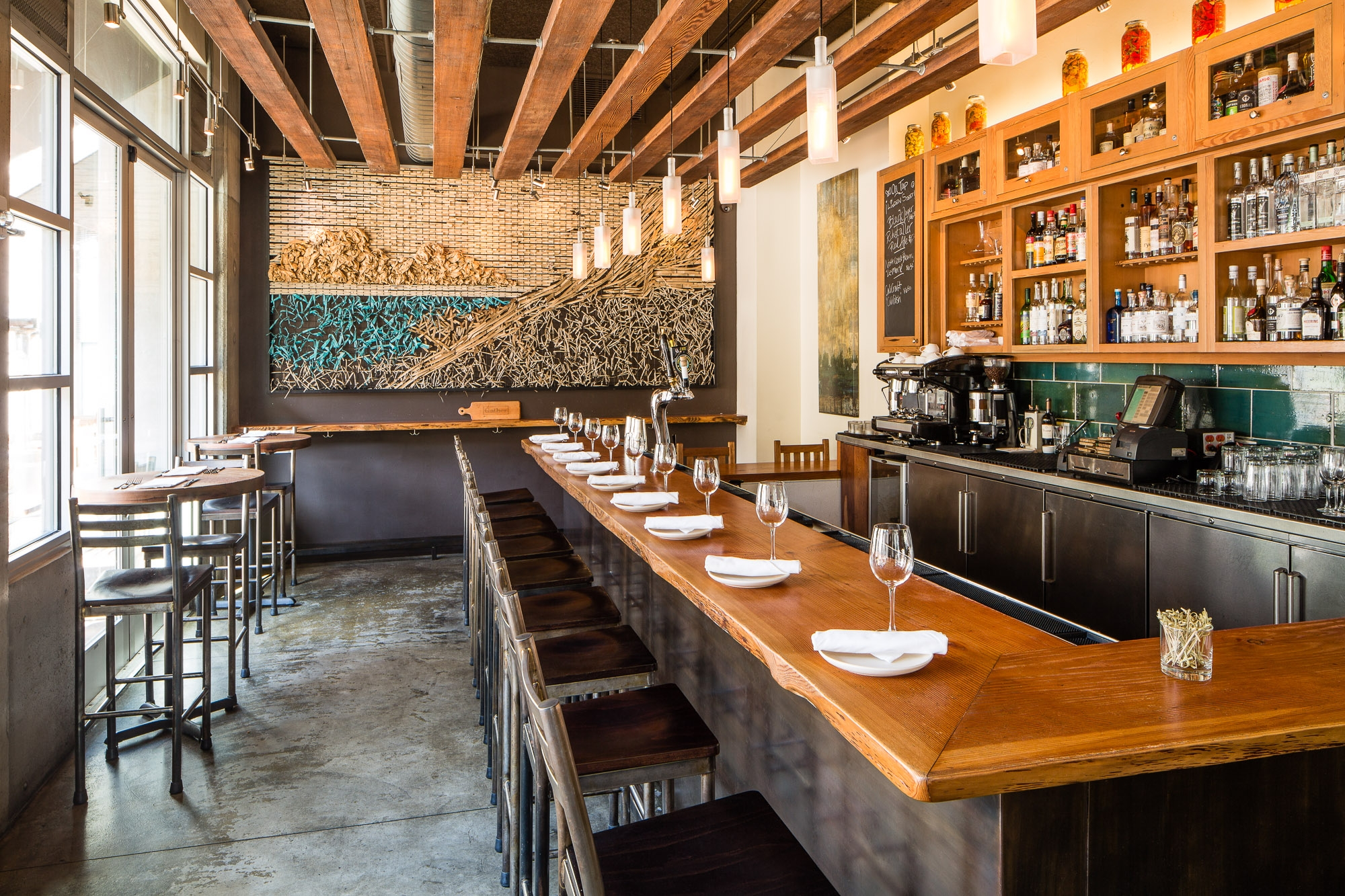 Tyler Chartier Architectural Hospitality Photography